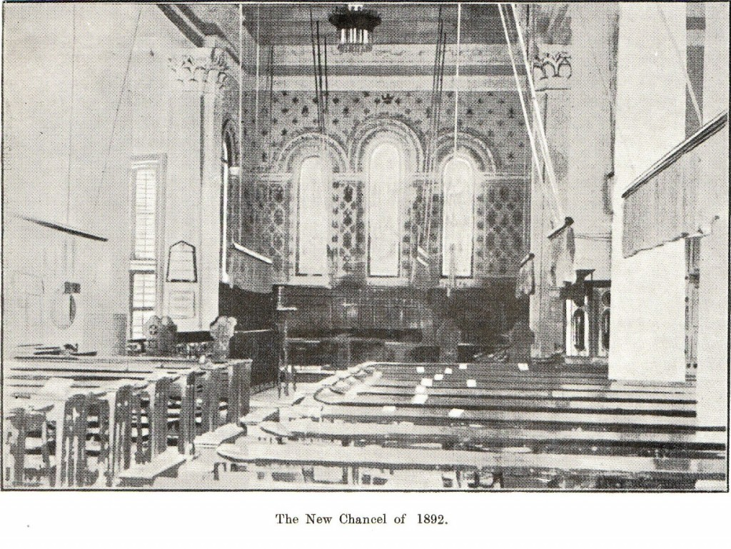 new chancel 1892